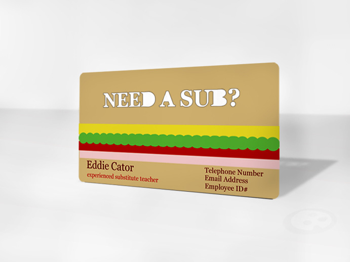 Substitute business cards selol ink substitute business cards reheart Images