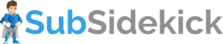 Sub Sidekick Blog